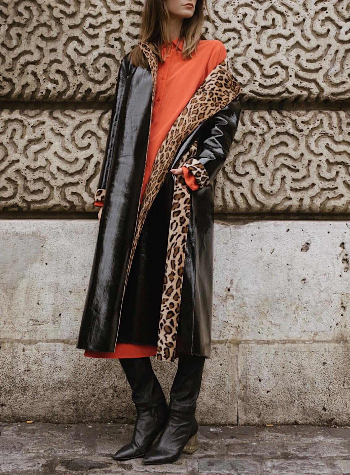 Black Leo Trench With Orange Red Silk Ays Yuva Hoc Premium Bluedark Full Set Suit Gold Jewellery Art Youth Society Dress Jadicted Shirt Leather Pants Coat Stand Official Shoes Zara Cap